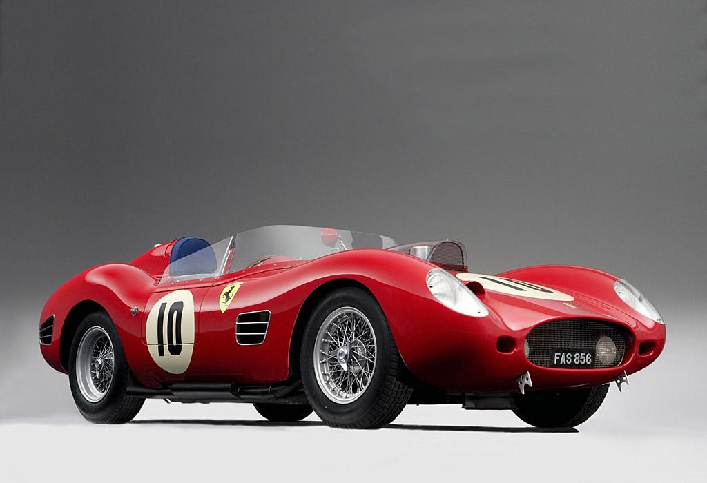 Το αυτοκινητο Ferrari Dino DS που κατασχεθηκε είναι σαν αυτο της παραπανω φωτογραφίας.